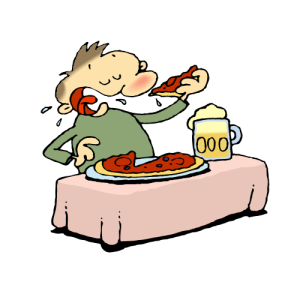 027-eating-pizza
